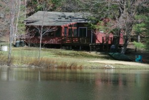 Hermit Lake Cottage in Sanbornton. Call for Details
