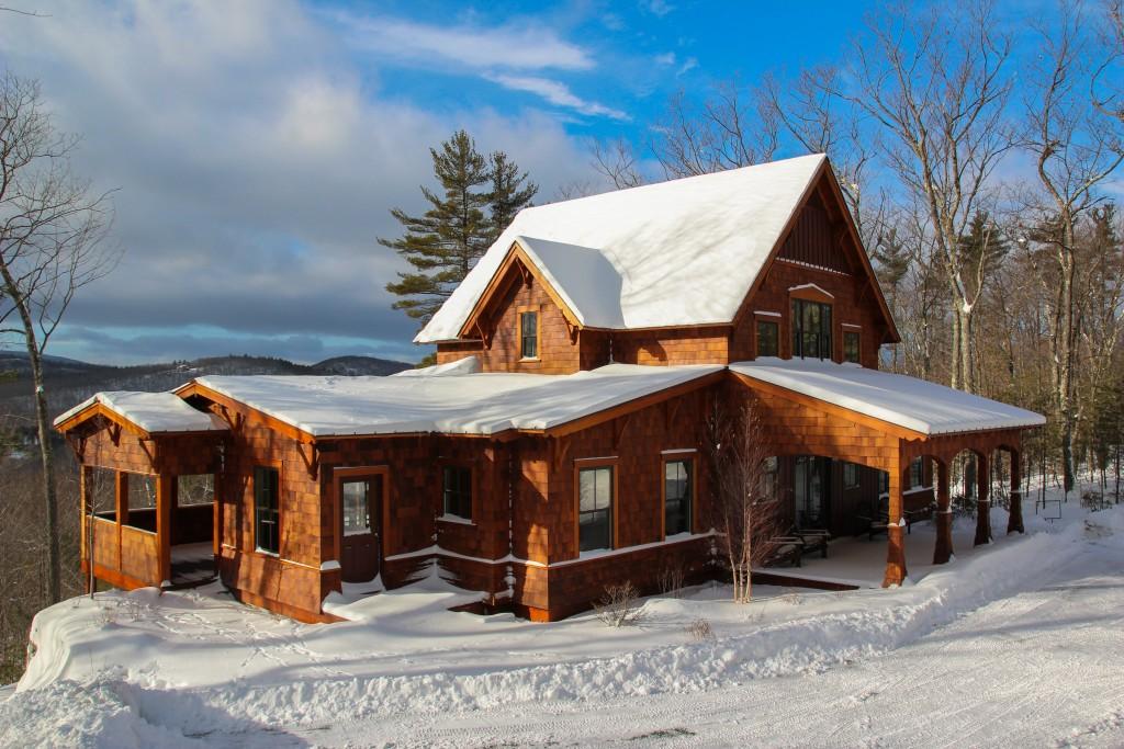 Ridgeline Mountain View Home