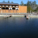 Squam Docks - Boathouses