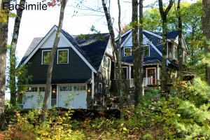 Custom Energy Efficient Homes at Squam River Landing