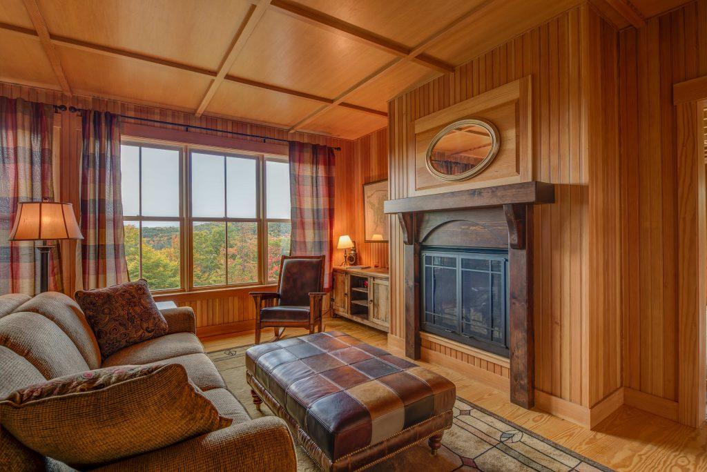 Vintage Squam Lake Home Design