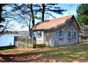 Located on Silver Lake in Tilton - $189,000