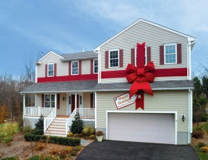 bow house