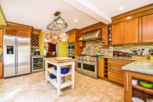 #2. Stainless Steel Appliances