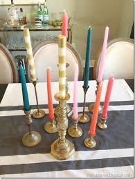 candles clustered together