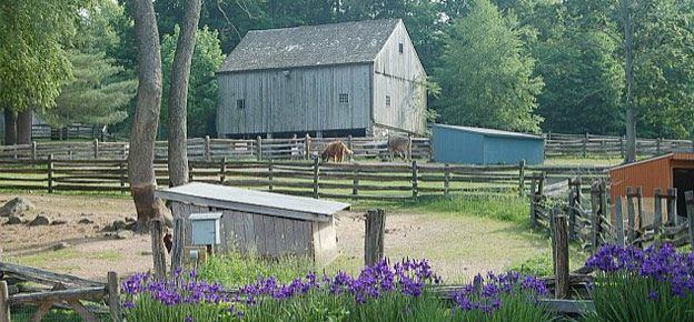 Hecksher Farm