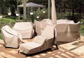 covered lawn furniture