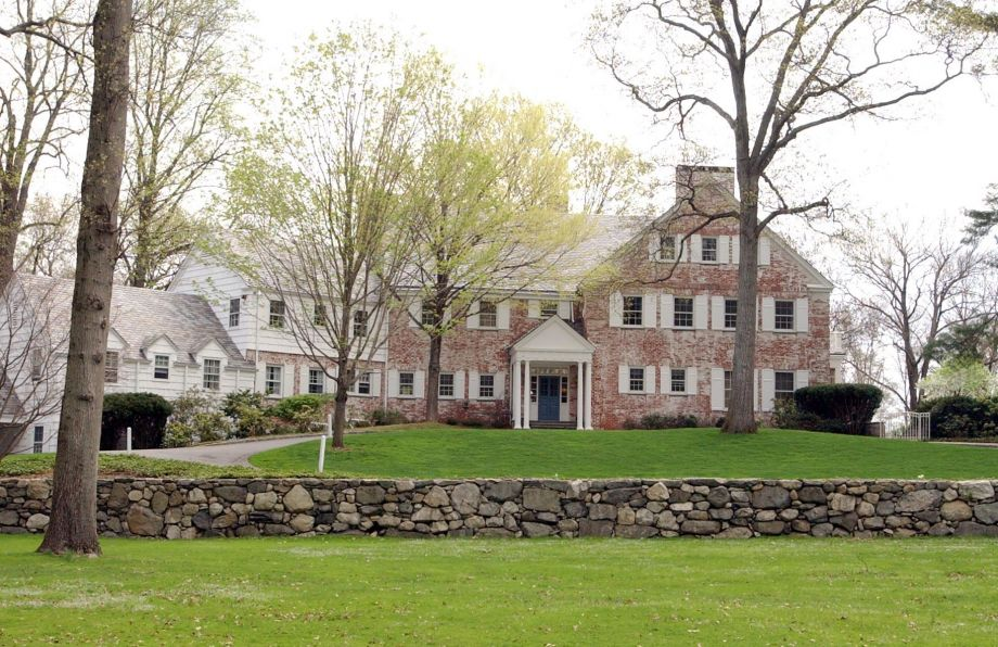 treetops mansion
