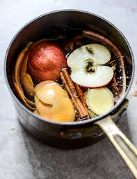 thanksgiving simmer pot