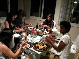 family dininmg