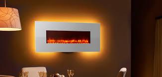 wall mounted fireplace 2