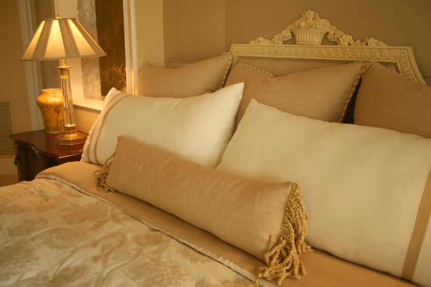luxurious pillows