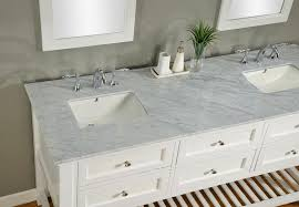 double vanities with square sinks
