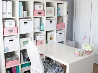 portable storage for craft room