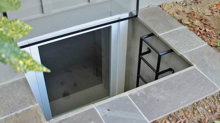 basement egress window