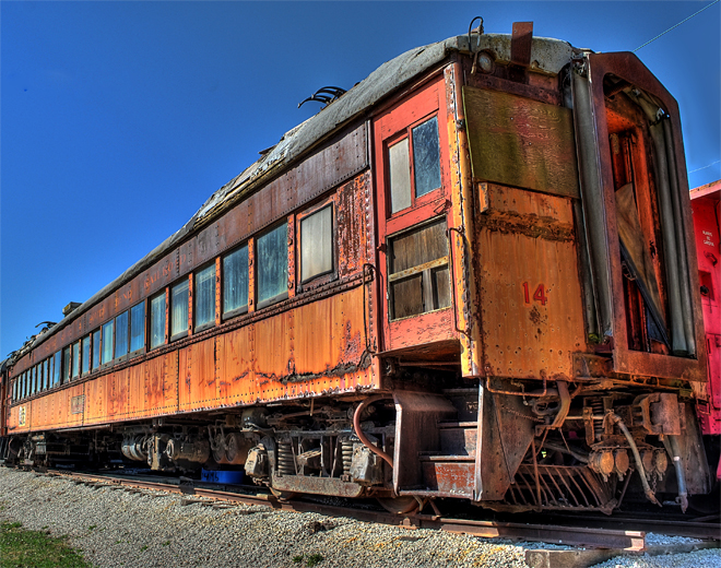 13. Shore Line Trolley Museum (East Haven)