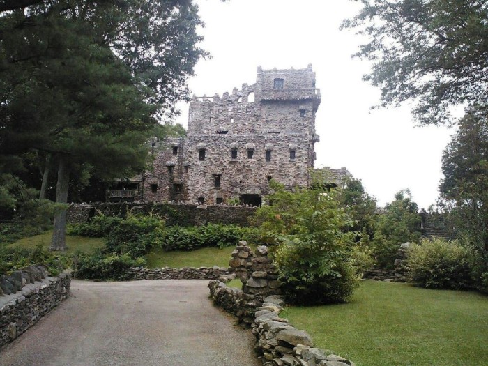 1. Gillette Castle State Park (East Haddam)