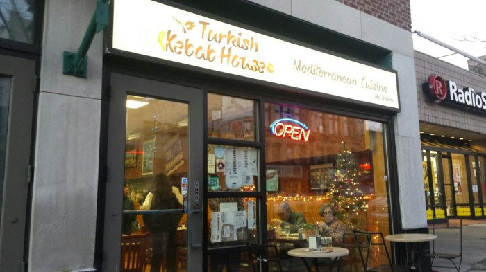 11. Turkish Kebab House (West Haven)