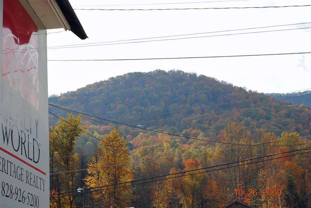 Maggie Valley NC Fall Leaves Update as of 10-26-09