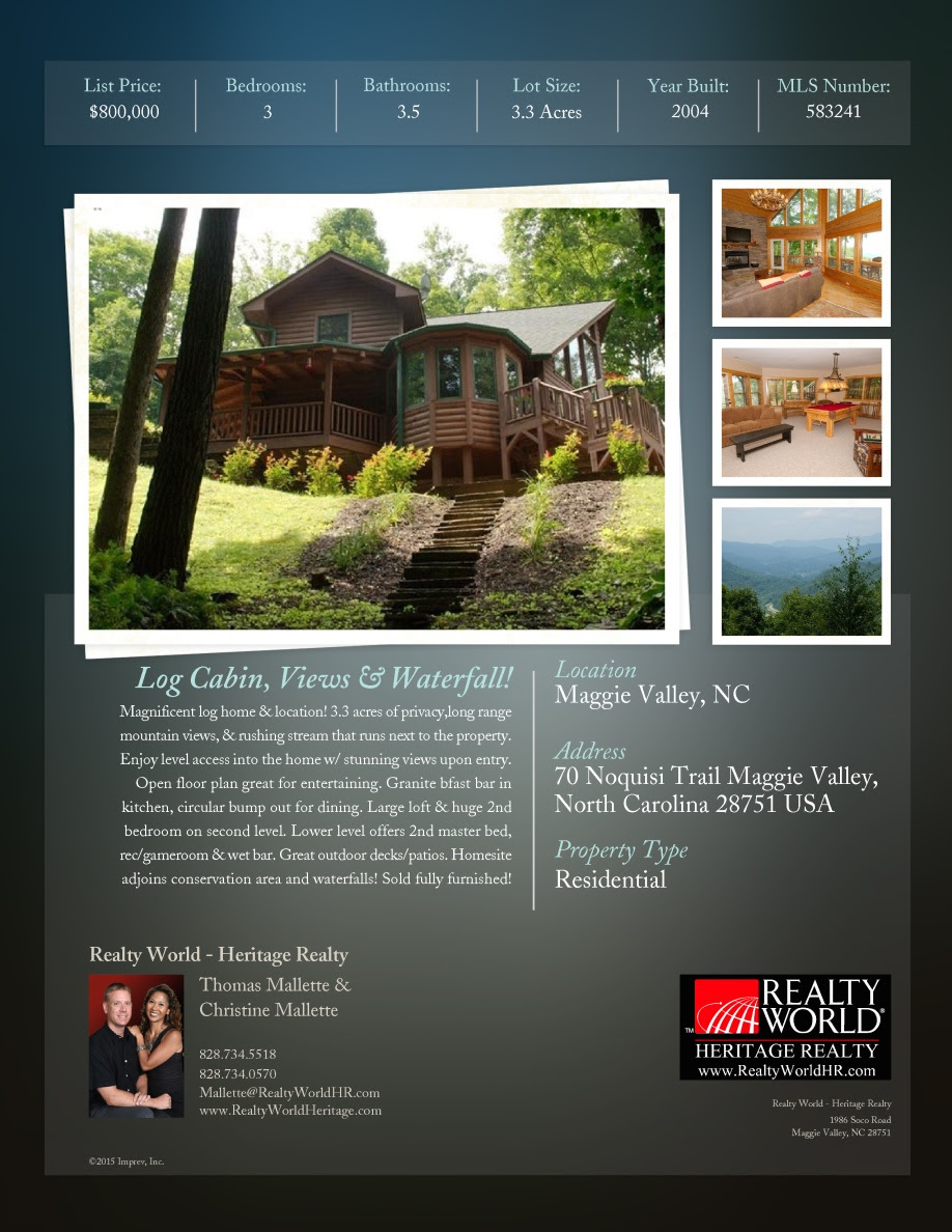 70 Noquisi New Listing Flyer