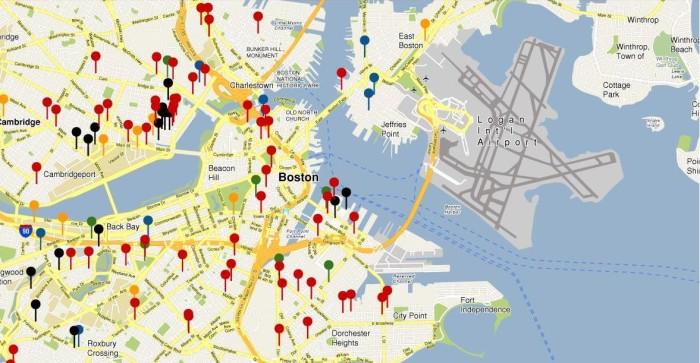 BBJ CRANE MAP