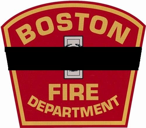 BOSTON fire_logo MOURNING
