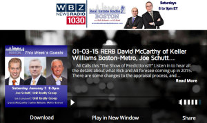 Real Estate Radio Boston