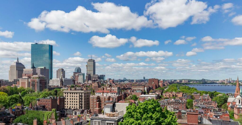 Buy a home in Boston